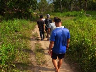 Berjalan ke PNG